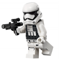 Lego Star Wars The Force Awakens: First Order Heavy Artillery Stormtrooper - Minifigure